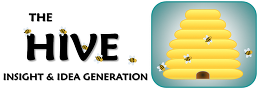 Of the hive logo